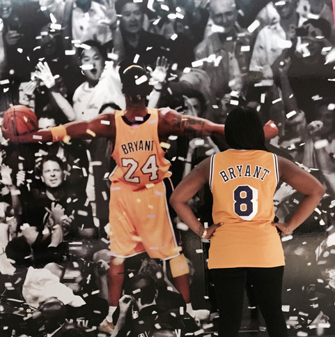 L.A LAKERS x GRAMMY MUSEUM