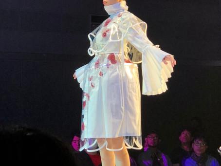 名古屋ファッション専門学校「ファッションショー」