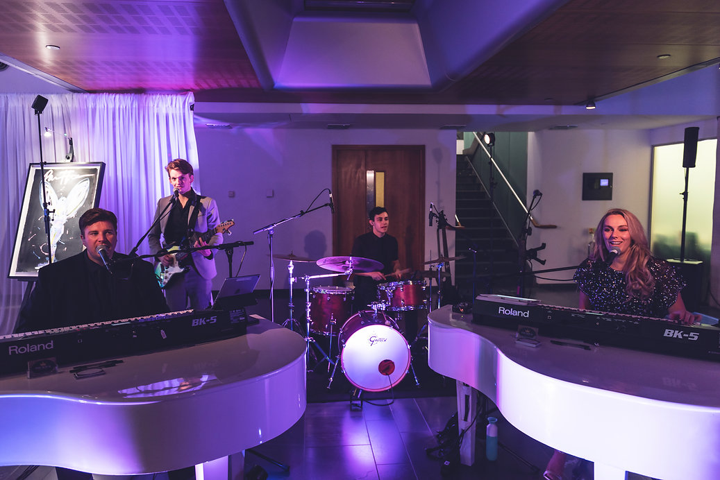 Duelling Pianos Party Band London UK