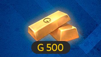 500 ГОЛДЫ