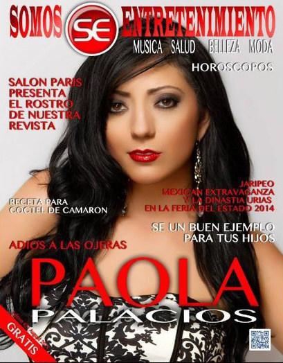 Somos Entretenimiento Magazine Cover