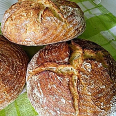 Rustic Country Loaves