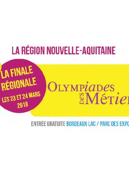 IMAGE VECTORIEL Olympiade des métiers pour MOTION DESIGN