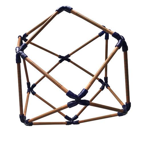 Cuboctaedro - Bambu