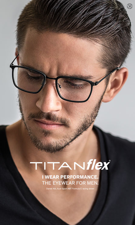TitanFlex at The Eye Site