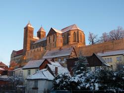 Stiftskirche St.Servatii Quedlinburg