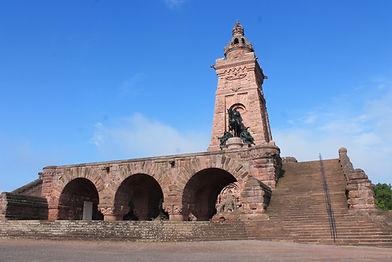 Kyffhäuser-Denkmal Autor des Fotos Heiko Kolbe