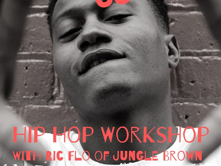 'Me, Myself & Us' Rap Workshop | Brighton