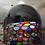 Thumbnail: Vintage Murano Multicolored Pendant