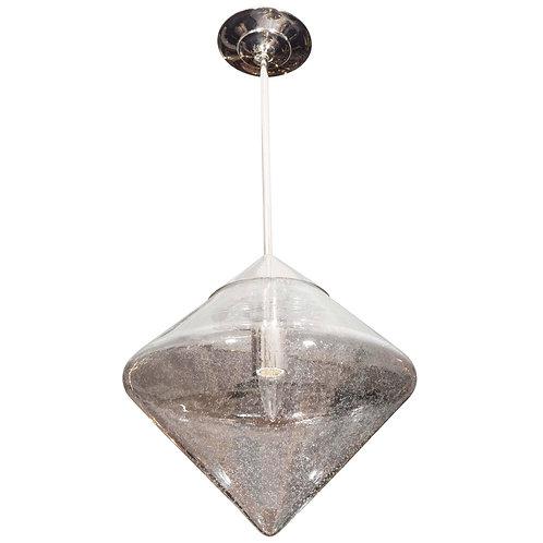 Pendant with Prism Globe
