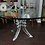 Thumbnail: Charles Hollis Jones Lucite Pedestal Table
