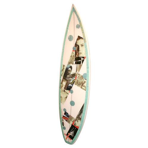 Christopher Makos Limiited Edition Surfboard