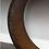 Thumbnail: Custom Charcoal Goatskin Console with Umber Gold Leaf