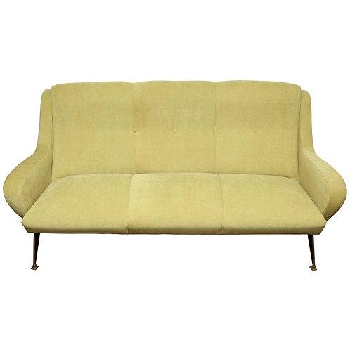 1960s Italian Sofa or Settee