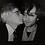 "Thumbnail: ""The Kiss"" Photograph by Christopher Makos"