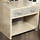 Thumbnail: Pair of Two-Tone Parchment Nightstands