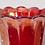 Thumbnail: Vintage Red Venetian Barovier Seguso Vase