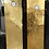 Thumbnail: Monumental Pair of Brass Floor Lamps, Belgium