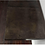 Thumbnail: Custom Charcoal Goatskin Console with Umber Gold Leaf