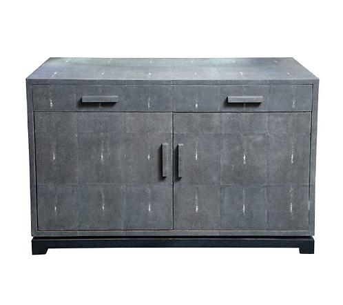 Custom Genuine Shagreen Sideboard