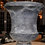 Thumbnail: Black Frosted Seguso Glass Urn