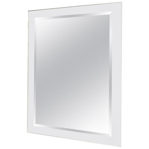01de8c64387c Mid-Century Modern Lucite Framed Mirror
