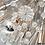 Thumbnail: Vintage Emil Stejnar Austrian Snowflake Chandelier