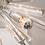 Thumbnail: Venini Crystal Rod Sputnik