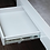 Thumbnail: Metallic Grey Leather and Lacquer Game Table
