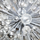 Thumbnail: Glamorous Custom Austrian Crystal and Polished Nickel Spiked Sputnik Chandelier