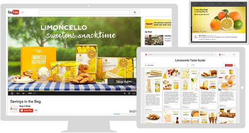 Stop & Shop Branded Content