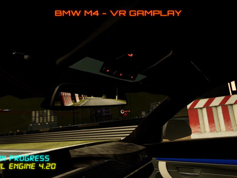BMW M4 NightDrive 1min Gameplay Demo.mp4