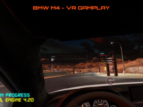 BMW M4 Desert 1min Gameplay Demo.mp4
