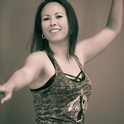 Kim O'Brien- Belly Dance Instructor