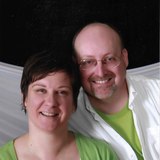 John and Allyson Klak- Studio Owners