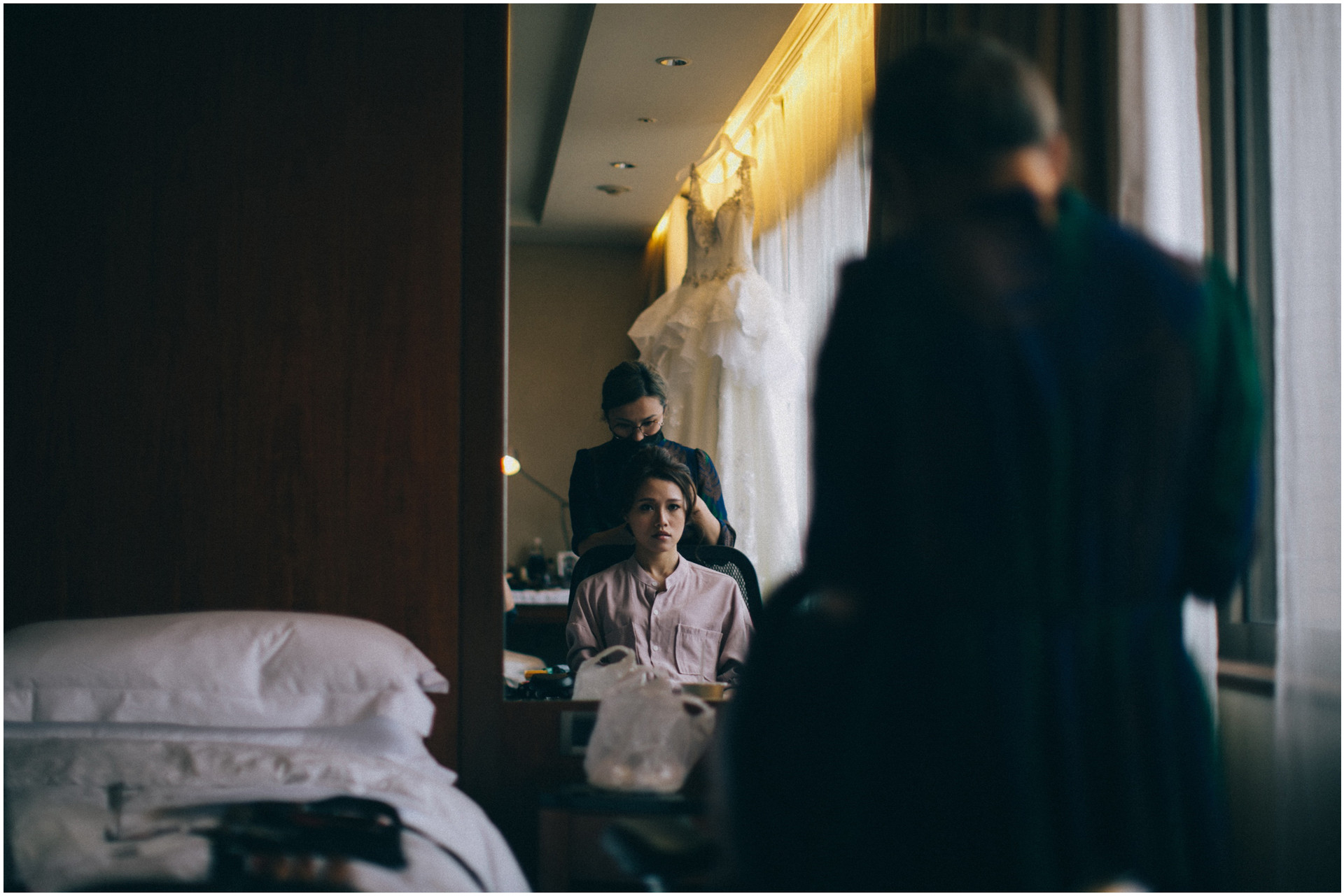 婚禮紀錄 / 平面攝影 / 喜來登飯店 / 全家福