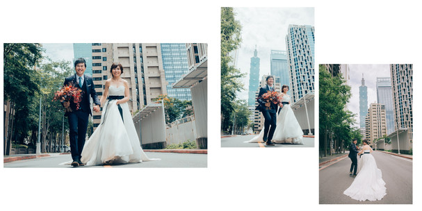 花卉試驗中心 / 台北街景 / 跑車婚紗 / 冷水坑 / 寵物婚紗 / 自然捲棚拍 / 素人寫真