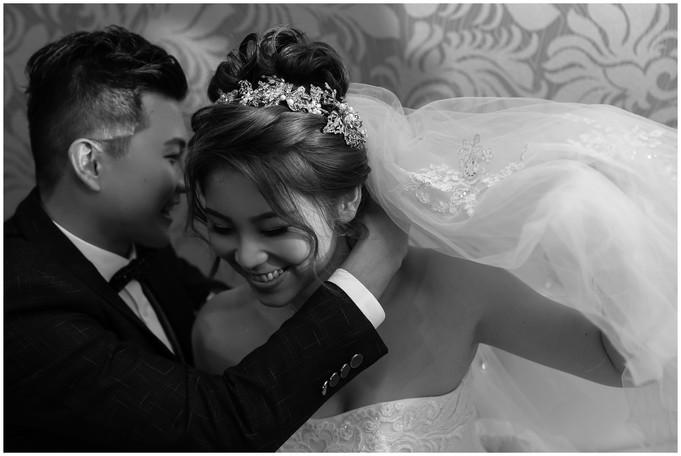 怡彣 / 三好國際飯店 /  婚禮紀錄 / 平面攝影  / 結婚 / 類婚紗
