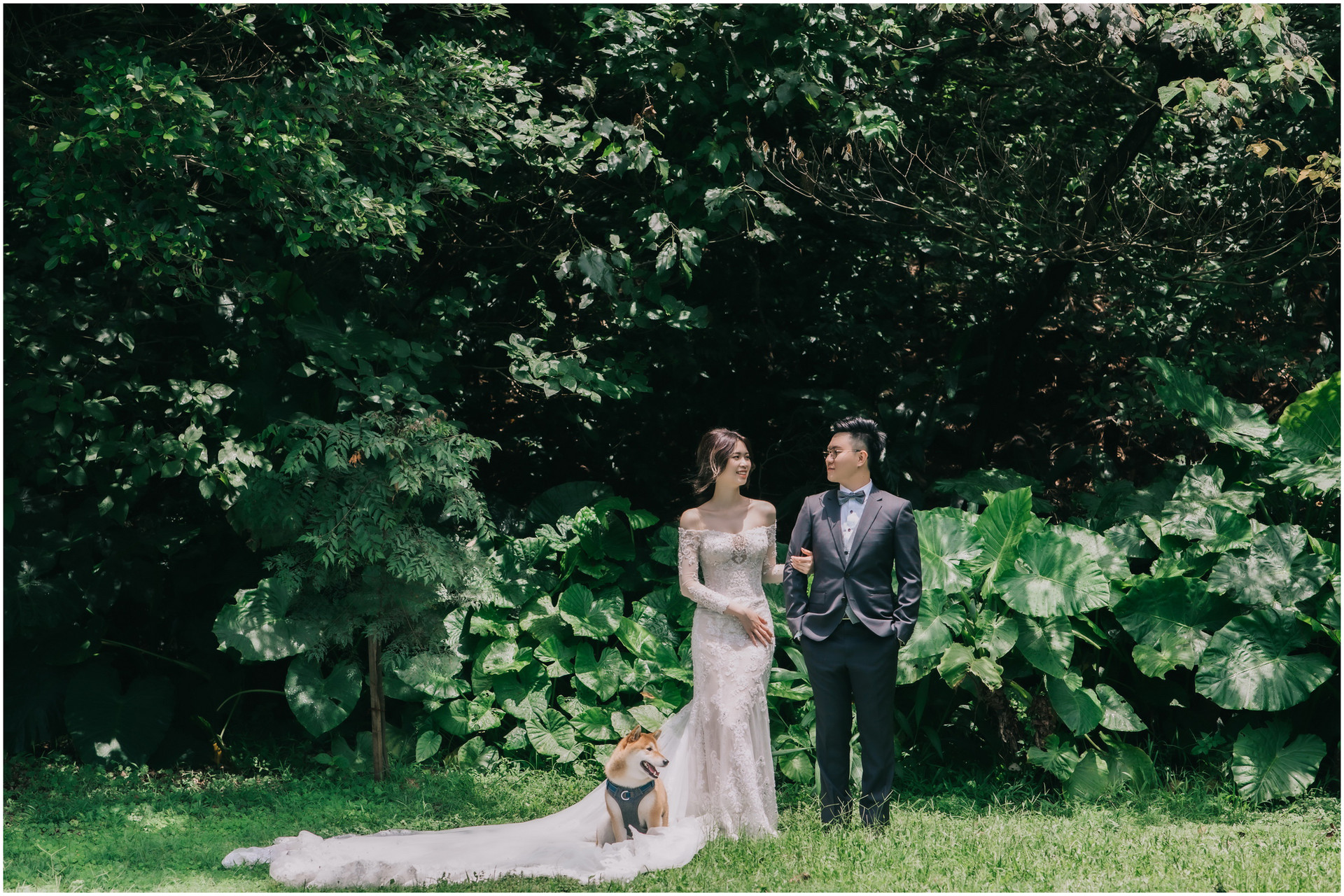 華山藝文特區 / 砲台公園 / 沙崙海邊 / 寵物婚紗 / 寵物寫真 / 自然捲棚拍 / 板橋婚紗攝影 / 素人寫真