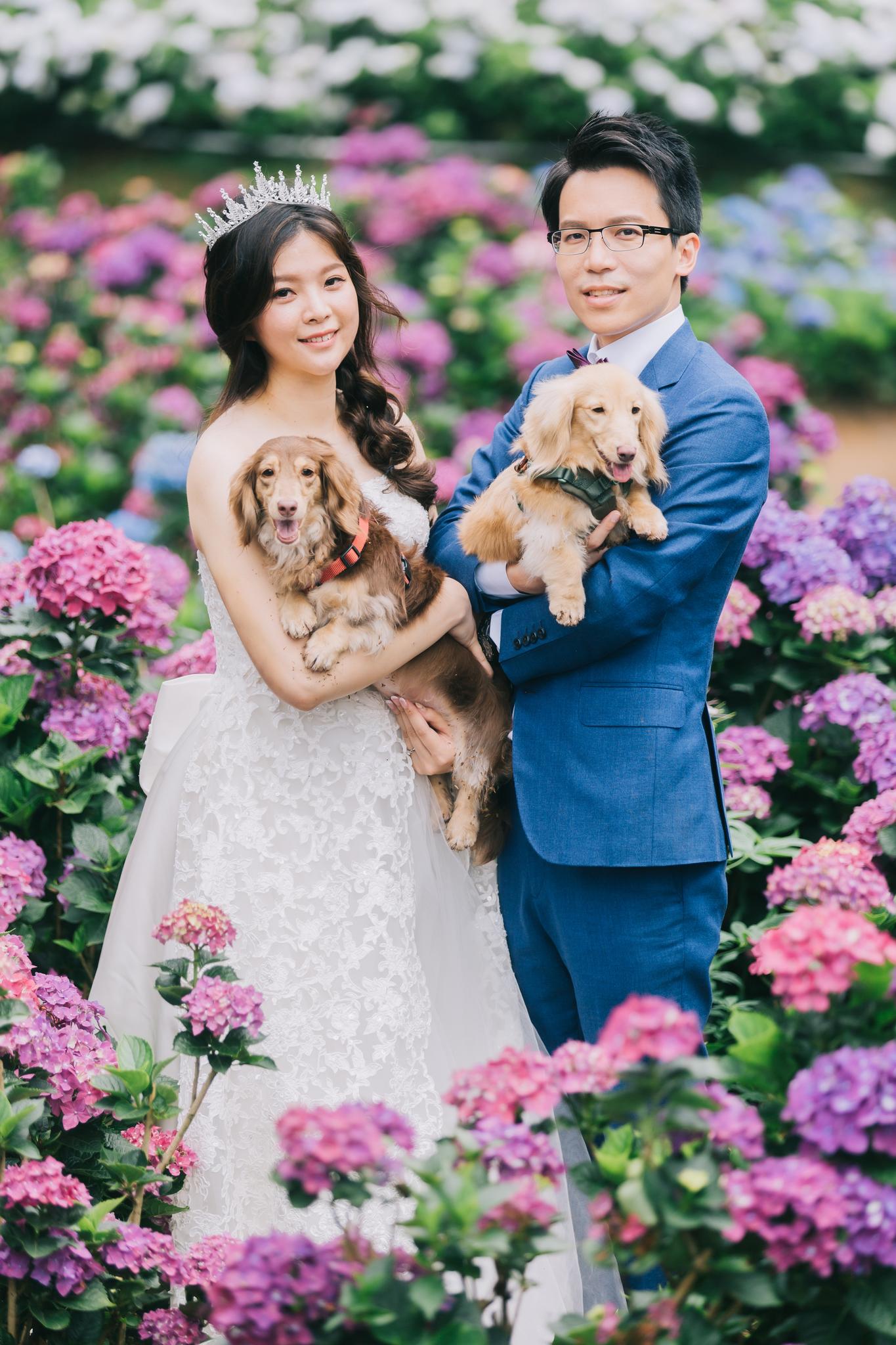 自然捲攝影工作室 拍出清新自然的婚紗照