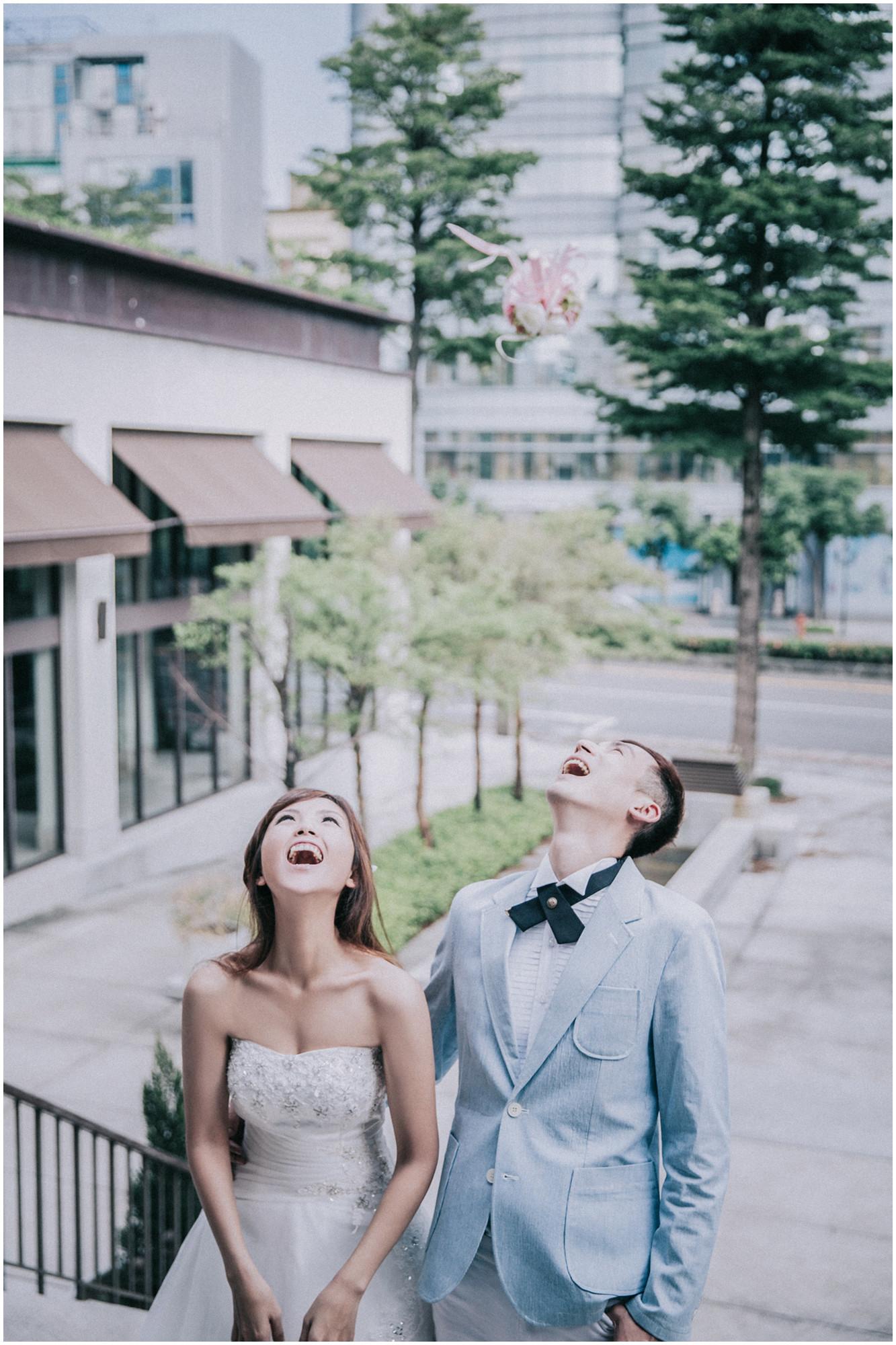 麗庭莊園 / 大佳河濱公園 / 金色三麥 / 素人婚紗