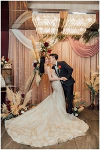 施妤 / 板橋晶宴 /  婚禮紀錄 / 平面攝影  / 結婚 / 類婚紗