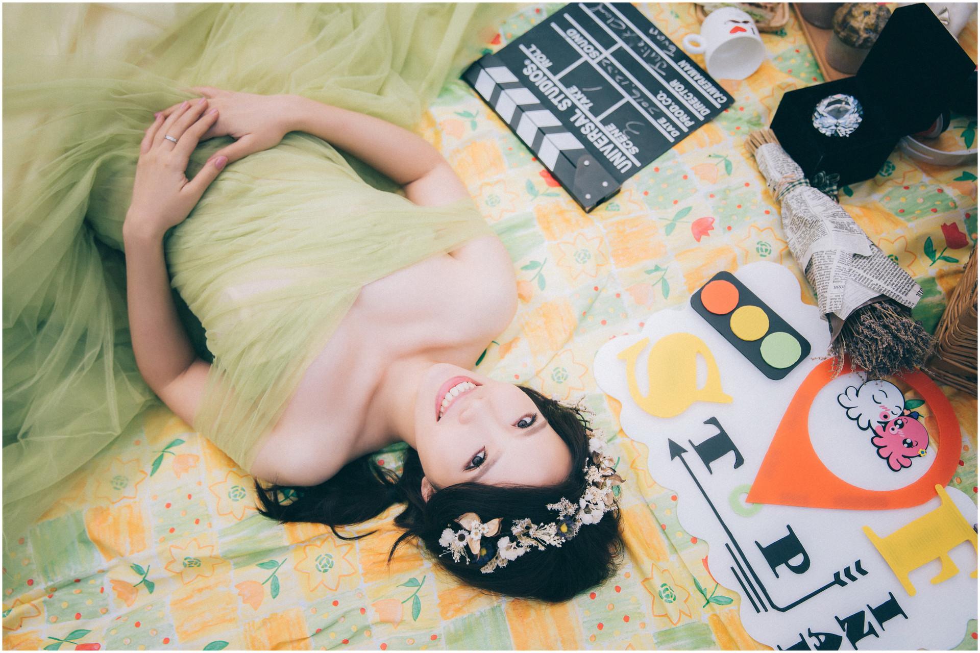 沙崙海邊 / 砲台公園 / 紀州庵 / 寵物婚紗 / 校園婚紗 / 台灣科技大學