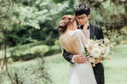 [推薦] 板橋-婚紗攝影工作室 自然捲