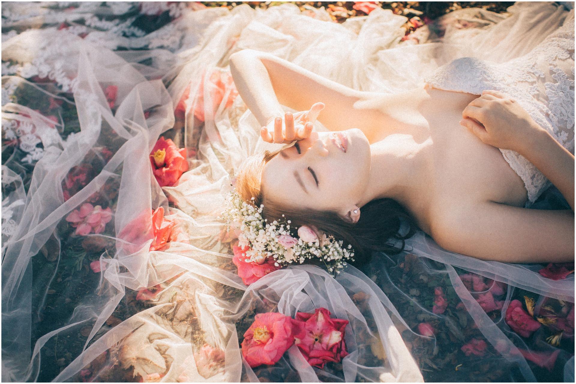 球場婚紗 / 花卉試驗中心 / 黑森林