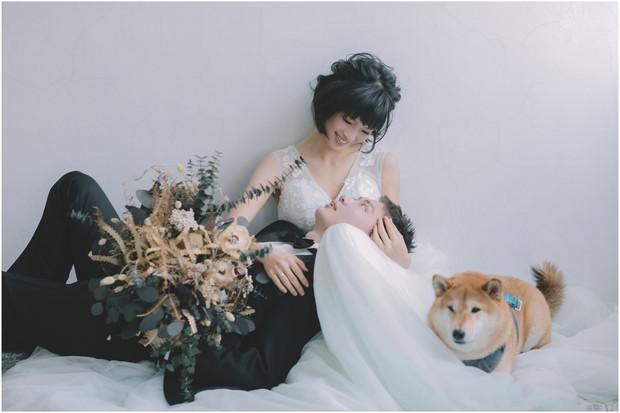 奧萬大 / 民生社區 / 南港成德分隊 / 寵物婚紗 / 自然捲棚拍 / 素人寫真