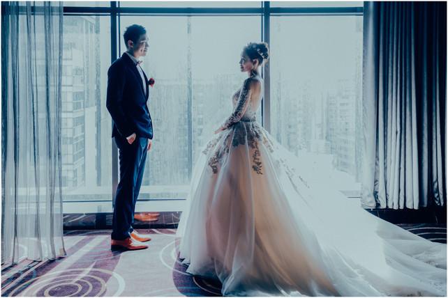 姿融 /  婚禮紀錄 / 平面攝影 / 訂婚 / 結婚 / 類婚紗 / 金典酒店