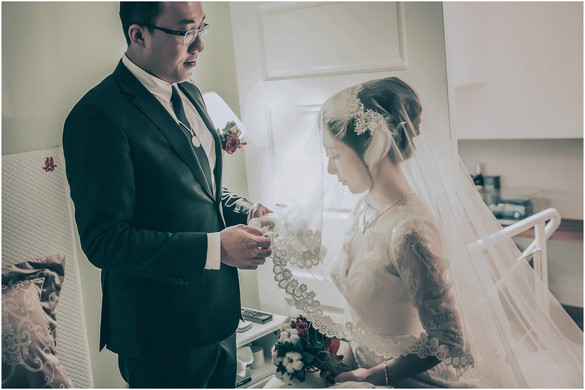 婚禮紀錄 / 平面攝影 / 類婚紗 / 故宮晶華