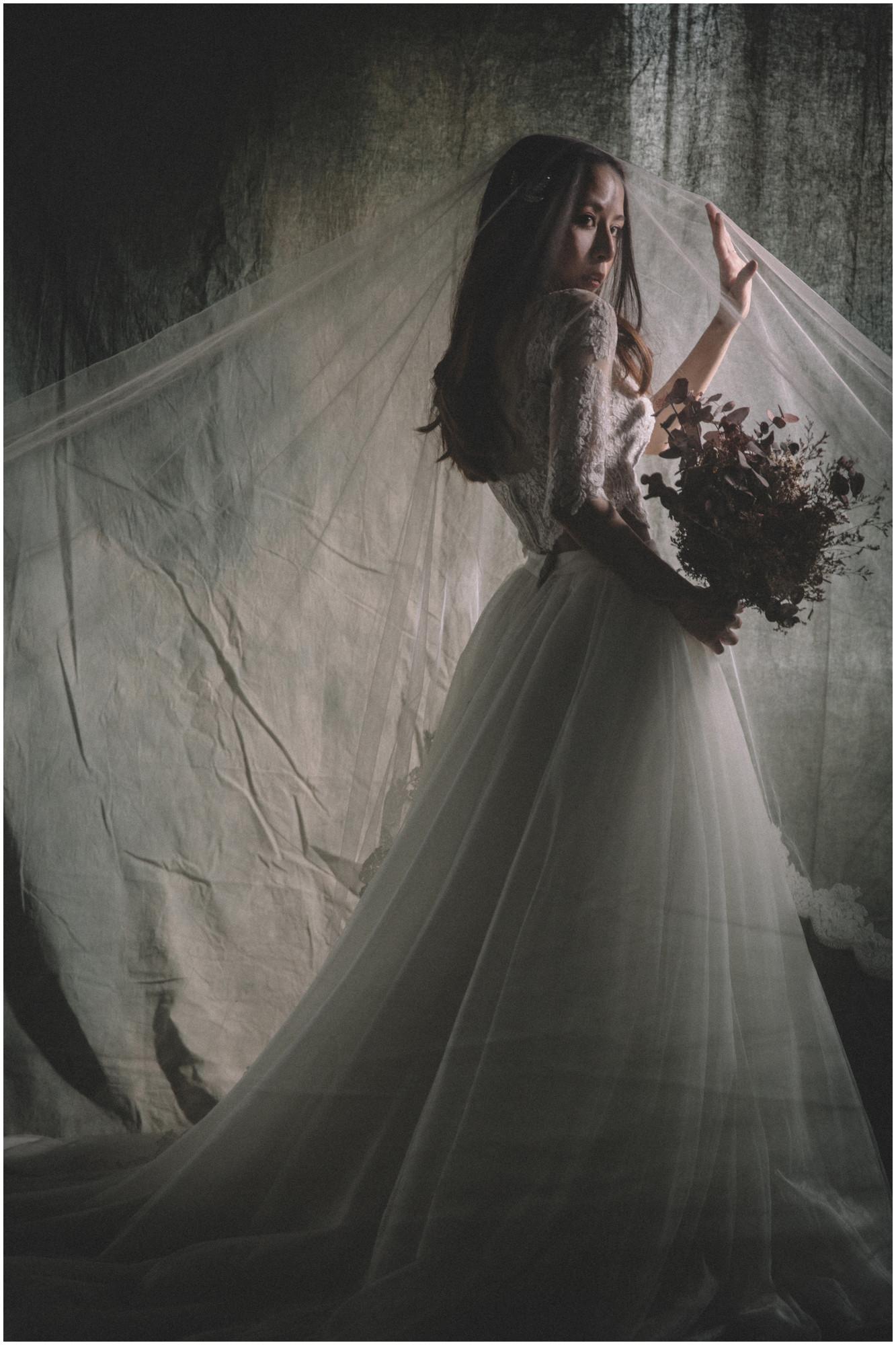 陽明山婚紗 / 黑森林 / 花卉試驗中心  / 親子婚紗