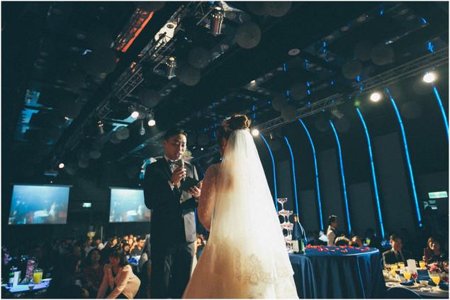 筱涵 /  婚禮紀錄 / 平面攝影 / 訂婚 / 結婚